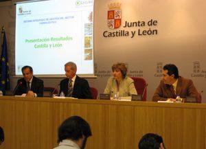 La Consejería de Medio Ambiente de Castilla y León presenta los resultados de SIGRE
