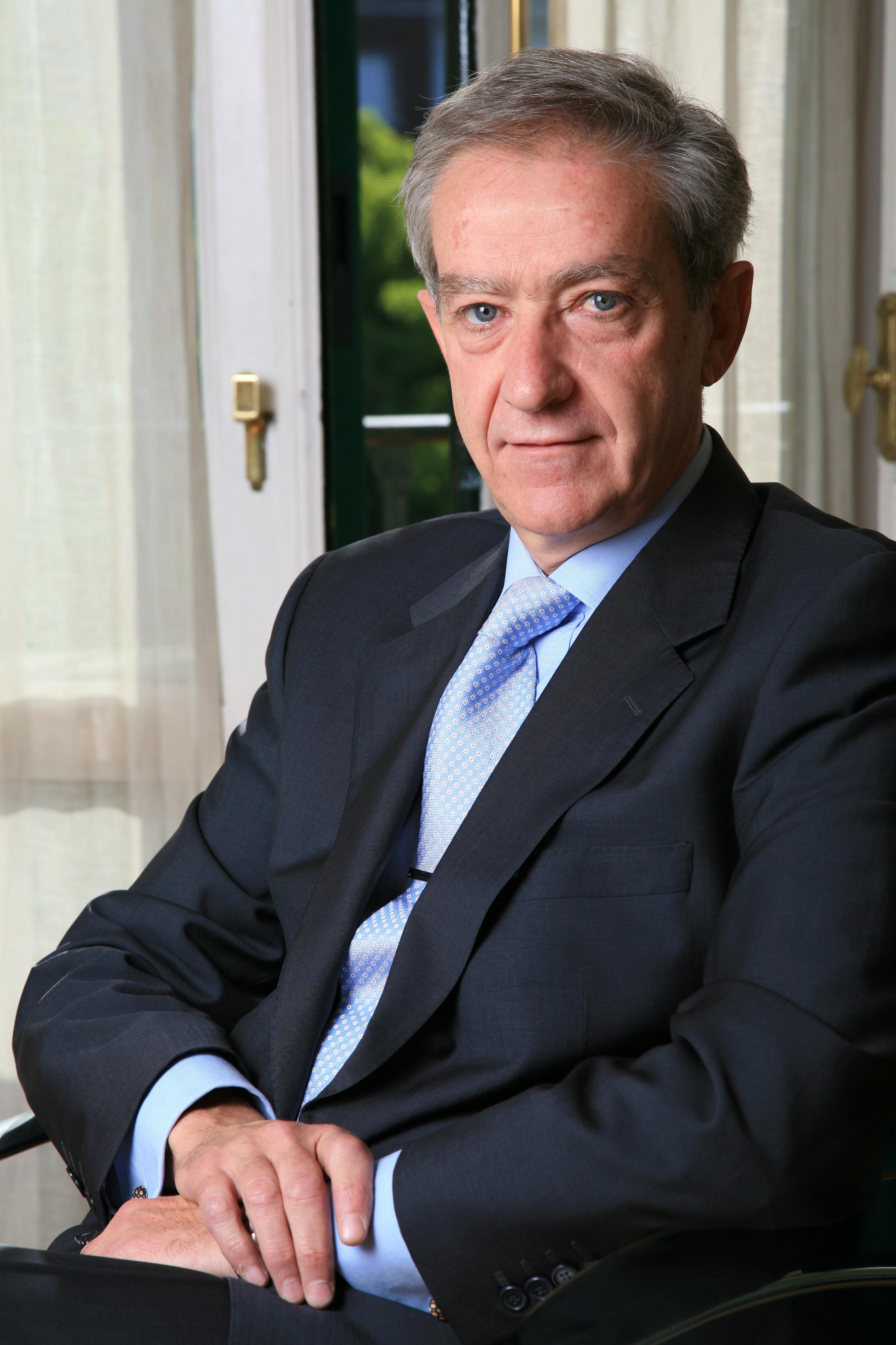 Juan Carlos Mampaso, Director General de SIGRE
