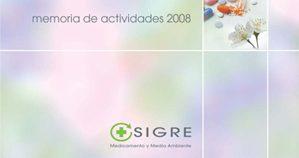 SIGRE y los COF elaboran una página web con consejos sanitarios