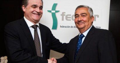 Antonio Abril, nuevo presidente de FEDIFAR