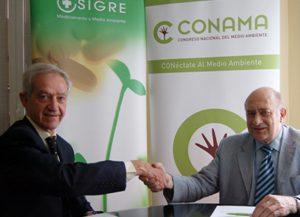 SIGRE participará en el CONAMA2012 como entidad cooperadora