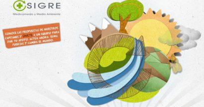 SIGRE pone en marcha su campaña medioambiental #cambiaconsigre