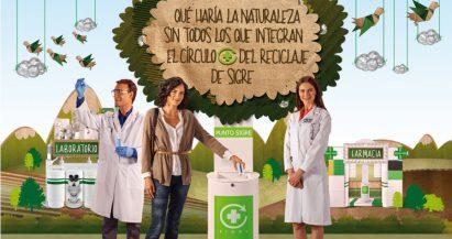 """SIGRE inicia su nueva campaña de sensibilización: """"Qué haría la naturaleza sin ti"""""""