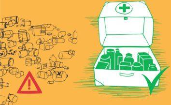 Medicamentos falsos, una amenaza para la salud