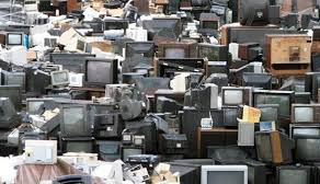 La e-basura también tiene que recibir un tratamiento medioambiental