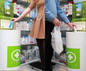 Punto SIGRE, un punto en el que reciclan más las mujeres que los hombres