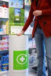Reciclando en el Punto SIGRE se beneficia al medio ambiente