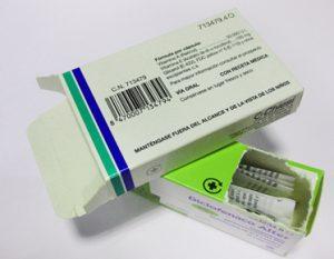 El símbolo SIGRE en los envase de medicamentos