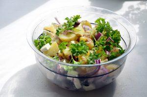 Ensaladas, alimento ideal en verano
