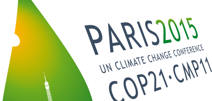 Logotipo COP París