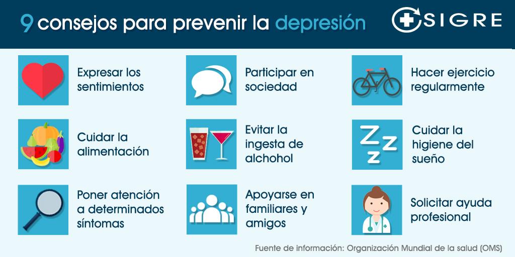 D a mundial de la salud 2017 depresi n hablemos blog - Consejos para superar la depresion ...