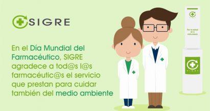 Día Mundial del Farmacéutico: un profesional, también, al servicio del medio ambiente