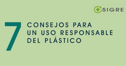 7 consejos para un uso responsable del plástico