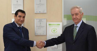 Cuatro certificaciones de AENOR avalan el compromiso de SIGRE con la excelencia